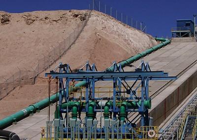 Proyecto: Recirculación de Aguas Claras de Tranque Talabre