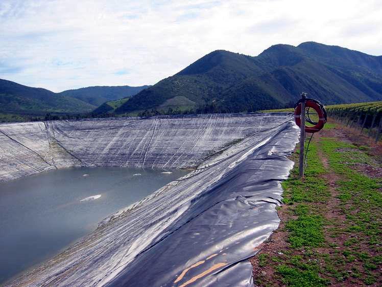 Tranque Cazuela - La Ligua